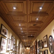 Above View's Classic Wood at the American Kohler Club